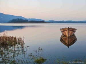 Lough Inchiquinn by Bluemackeral Photography