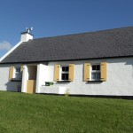 Irish Cottage in the West of Ireland Self Catering Accommodation, Corofin, Co Clare
