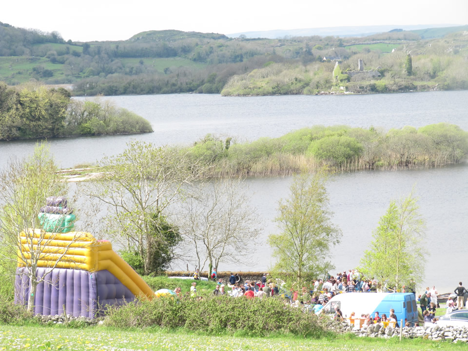 Lark at The Lake, Festival of Finn, Corofin, Co Clare