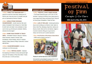 Festival of Finn 2015 Brochure - Outside
