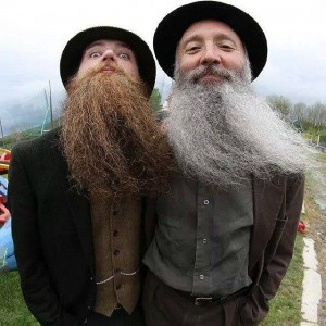 Ireland's Best Beard & Moustache Competition - Festival of Finn, Corofin